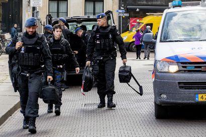 Utrechtissa raitiovaunussa ammuskellut on saatu kiinni – kolme kuoli, ampumisen motiivi epäselvä