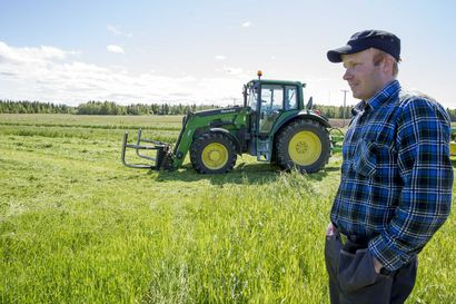 Kotimainen viljelijä tekee huipputuotetta