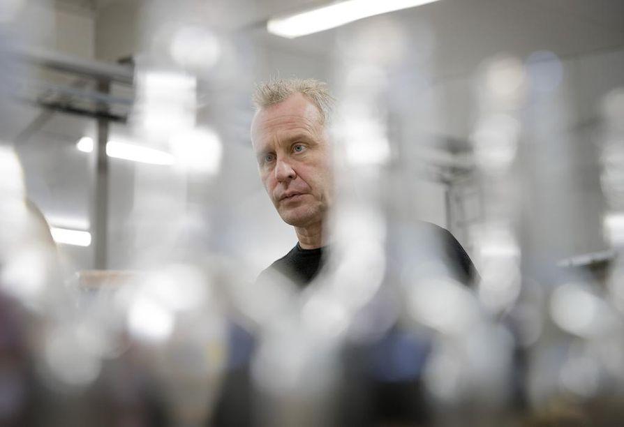 Shaman Spiritsin toimitusjohtaja Ilpo Sulkalan mukaan yhtiön Aasian-vienti laajenee.