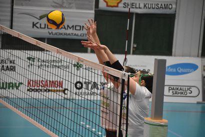 Lentopalloilijat piipahtavat Jyväskylässä – Suomen Cupin finaaliturnaukseen päästäkseen on voitettava JyväsLentis