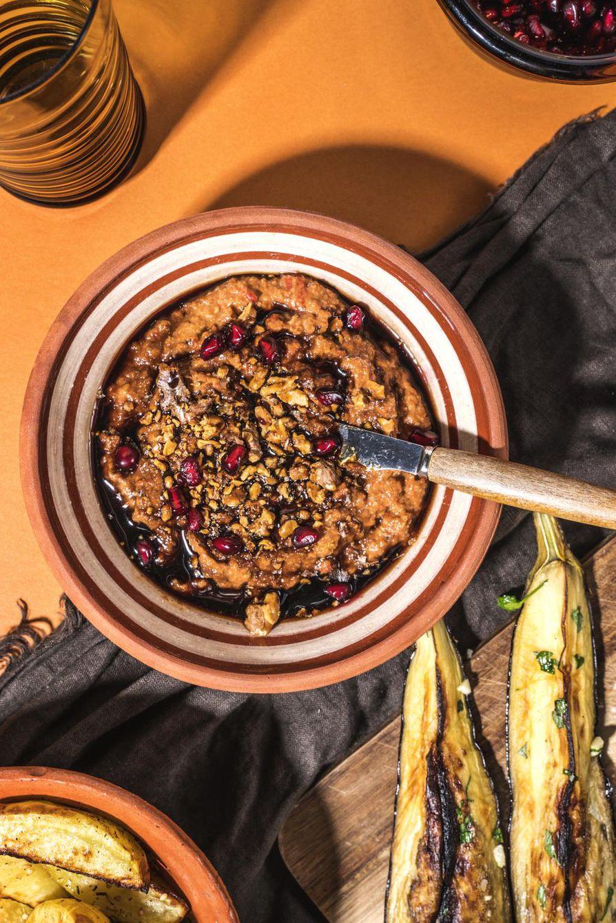 Muhammaran maku on ihanan paahteinen ja pähkinäinen.
