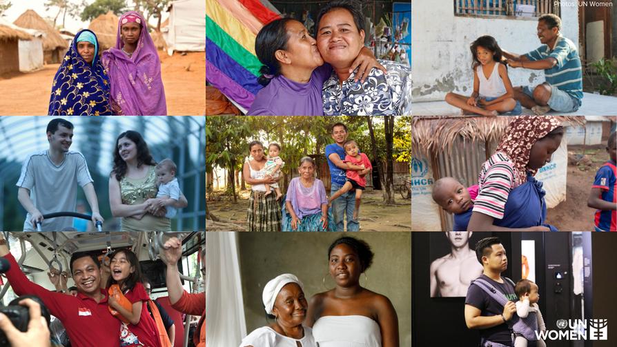 UN Women tekee työtä sukupuolten välisen tasa-arvon puolesta. Kuva: UN Women