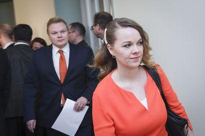 Katri Kulmuni: Keskusta ei hyväksy kaikkien al-Holin suomalaisten kotiuttamista – Paine ulkoministeri Haaviston ympärillä kasvaa