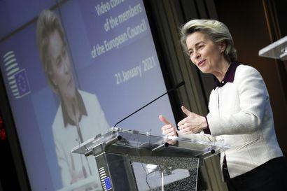 Politiikan kevätkausi lämpenee EU:n elvytysohjelmalla – tästä satojen miljardien eurojen paketissa on kyse