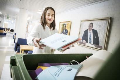 Veronkorotuksen hylkääminen tarkoittaa velan kasvua - Liisa Ansala uskoo valtuutettujen sitoutuneen vaikeisiin päätöksiin