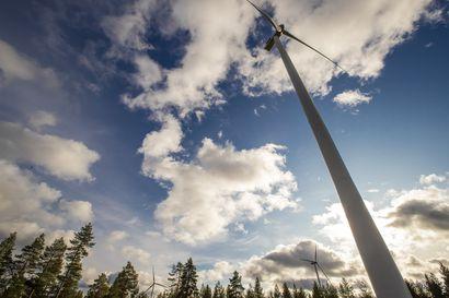 Murto-tunturiin 22 voimalaa – Posion Murtotunturin tuulivoimapuiston rakentaminen aloitetaan ensi vuonna. Kuusamon Maaningan puisto valituksien vuoksi on vielä vuosien päässä
