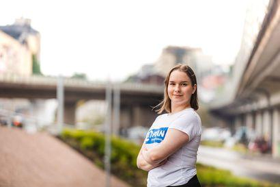 17-vuotias Asa-Marie Kultima valtaa Aalto-yliopiston rehtorin pestin päiväksi – Tempaus nostaa esille naisten huonomman aseman teknologiamaailmassa