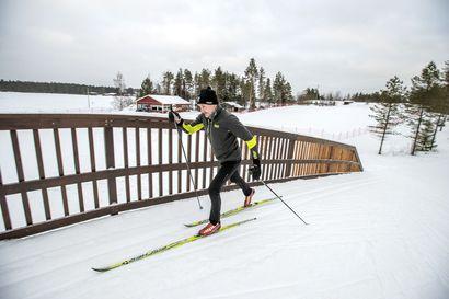 Rautiperä-työryhmä alkaa pohtia lumitykin ja kuntoportaiden hankintaa