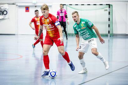 """""""Hyvä, ehjä esitys"""", myhäili FC Kemin kapteeni Tuukka Pikkarainen, kun ToPV kukistui hegemoniapelissä"""