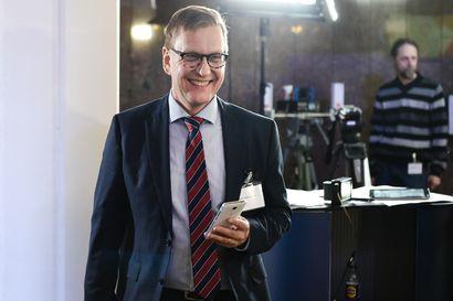 Atte Jääskeläinen päihitti OKM:n johtajat ylijohtajahaussa