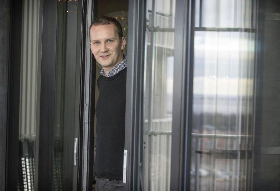 Mikko Haapala jatkaa Profinin toimitusjohtajana.