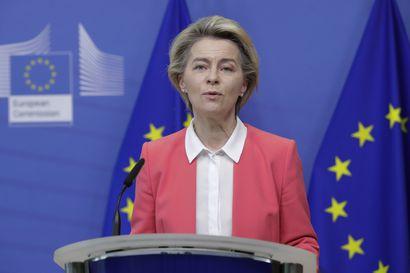 Euroopan unioni ja Britannia jatkavat neuvotteluja kauppasopimuksesta