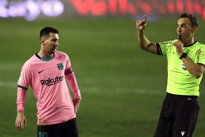 Espanjalaislehti julkaisi Lionel Messin hirmusopimuksen yksityiskohdat – Barcelona ryhtyy oikeustoimiin