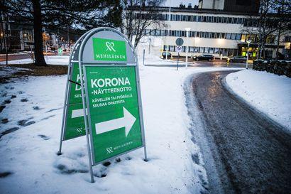 MTV Uutiset: Koronatikku katkesi ja juuttui nenään Rovaniemellä – Tikunpuolikas saatiin ulos reilussa vartissa