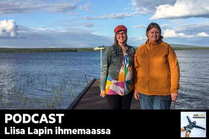 Kuuntele Liisa Lapin Ihmemaassa: Tällaista on koiravaljakko-oppaan työ Lapissa