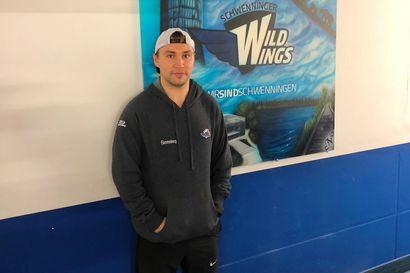 Raahelaislähtöinen Markus Poukkula siirtyi HC Bolzanoon