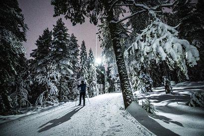 Vuoden pimein päivä lopuillaan – pohjoisessa Lapissa tälle saatetaan tosin naurahdella