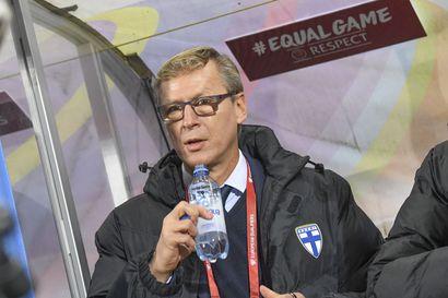 Markku Kanerva lupaa Huuhtajien avaukseen muutoksia Kreikassa