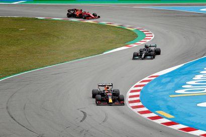 Analyysi: Barcelonan F1-osakilpailu tarjoaa vuodesta toiseen takuuvarmaa tylsyyttä