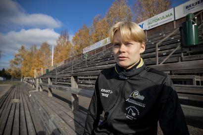 """Urheilun monilahjakkuus Vertti Kontinaho valitsi pesäpallon: """"Aina tähdätään siihen, että olisi paras versio itsestään"""""""
