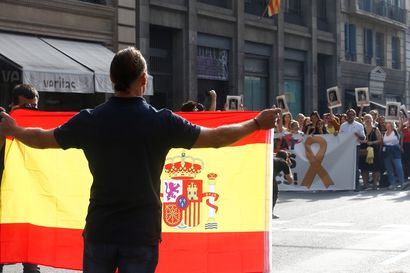 Espanjan jalkapalloliiga haluaa Katalonian väkivaltaisuuksien pelossa siirtää El Clasicon Madridiin
