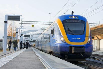 Suomi on jäämässä asemalle Euroopan raideinvestoinneissa – Ruotsi nousi maailman listaukseen
