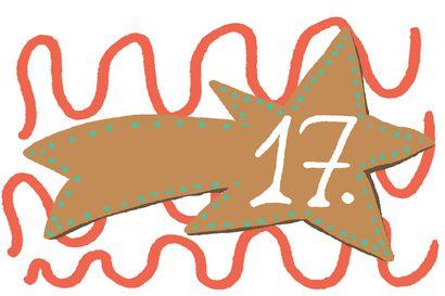 Lapin Kansan Joulutarina: Tonttukansan lahja, luukku 17