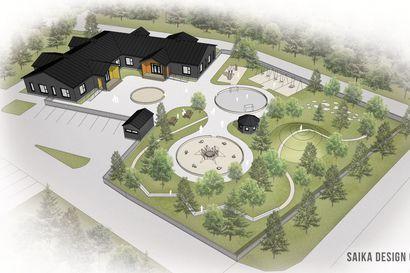 Hirsipäiväkoti avataan ensi vuoden alussa – Kuusamon uuden päiväkodin rakentava Siklatilat Oy luottaa paikalliseen osaamiseen