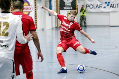 FC Kemille riitti HIFK:n kaatoon ensimmäinen jakso