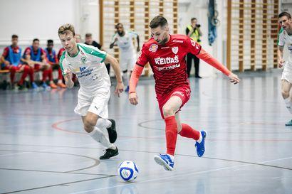 FC Kemille täysi pistepotti ja nuorelle kaartille peliaikaa