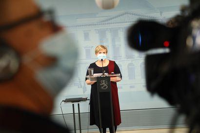 Keskusta otti varovaisen askeleen Norjan mallin suuntaan