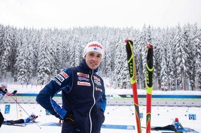 Tero Seppälän huippuvauhti tyssäsi viimeiseen pystyyn