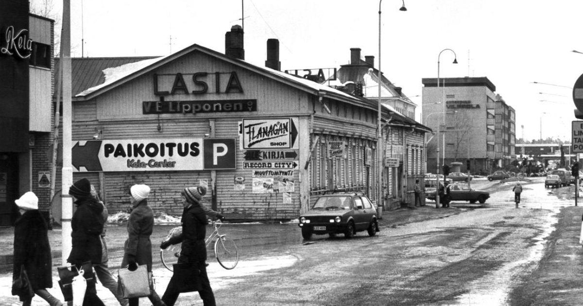 Suomi 1980-Luvulla