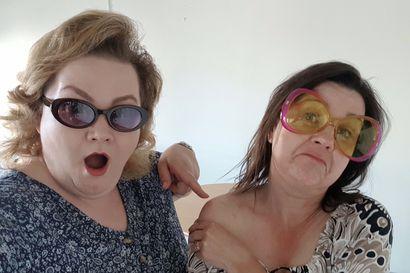 Kuuntele podcast: Happi & Saima ruotivat seksiä ja alastomuutta