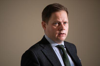 Markus Lohi asettuu ehdolle kunnallisvaaleissa