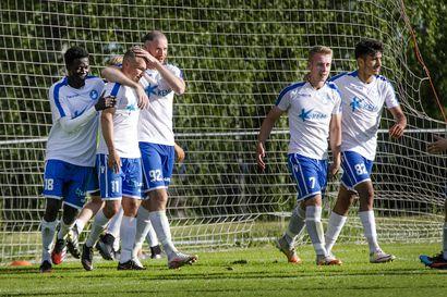 Kemi City FC kohtaa Oulun Luistinseuran tänään Sauvosaaressa