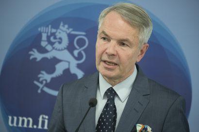 """Ulkoministeri Pekka Haavisto puhui Irakin ulkoministerin kanssa: """"Suomalaiset ja muut rauhanturvaajat ovat yhä toivottuja Irakissa"""""""