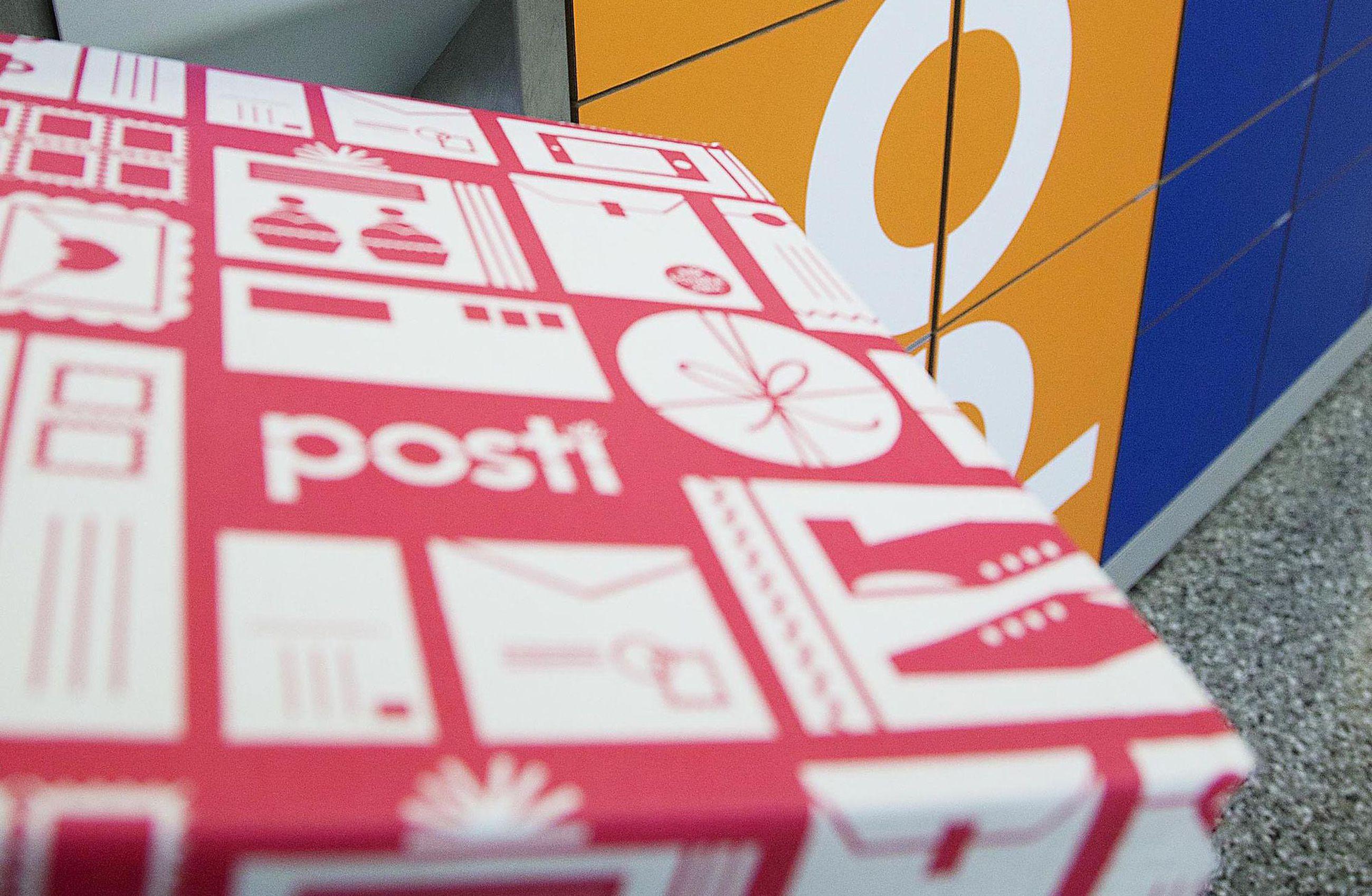 Posti S-Paketti