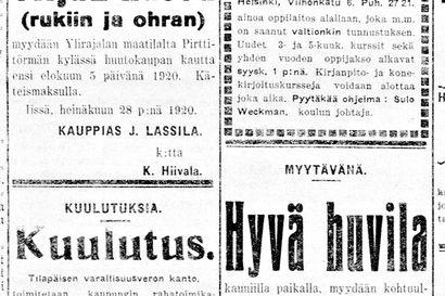 Vanha Kaleva: Matkustajalaiva Hailuoto valmistuu pian