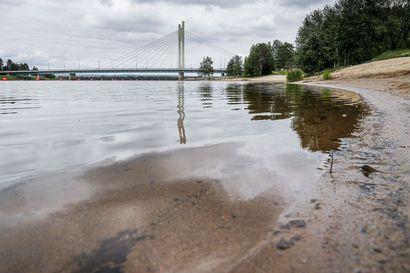 Leirintäalue ja uimaranta pysyvät Koskipuistossa, vaikka kaavaa muutetaan