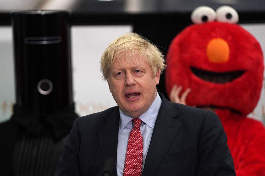 Boris Johnsonin konservatiivit olivat matkalla kohti murskavoittoa torstaisissa parlamenttivaaleissa.