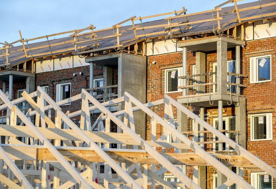 TA-Yhtiöiden kerrostalojen rakennustyöt on aloitettu Kaakkurissa toukokuussa 2019, ja talojen on tarkoitus valmistua lokakuussa 2020.