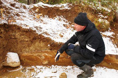 Soklin muinaiset asukkaat söivät peuroja ja kalastivat – Suunnitellun kaivoksen alueella tehdään arkeologisia kaivauksia, kustannukset maksaa kaivosyhtiö Yara
