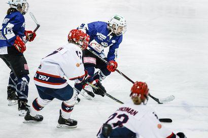 Rovaniemen Kiekon naisten liigataival alkaa ensi lauantaina Turusta