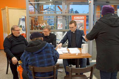Pudasjärven uusi kirkkovaltuusto koolla maanantaina – puheenjohtajat valitaan kahdeksi vuodeksi