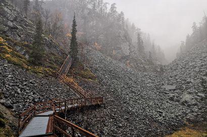 Uhriharjun portaat valmistuivat Pyhä-Luoston kansallispuistossa – Isokuruun pääsee jälleen kulkemaan