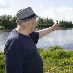"""Sauli Takalo: """"Pyhäjoki, unohdettu keidas?"""""""