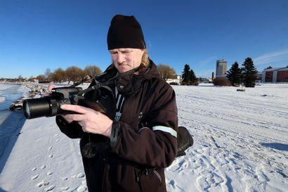 Marko Tapanainen innostui Lapin-reissulla valokuvaamisesta – Nyt hänellä on aina digipokkari  povarissa, koska milloin tahansa eteen voi tulla jotain kuvattavaa