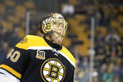 "Vezina-palkintoehdokas Rask mursi sormensa NHL-pudotuspelien alla – ""En olisi huolissani"""
