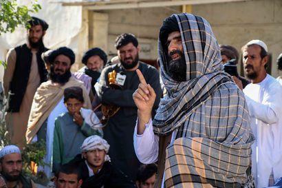 Taleban toisti jälleen, ettei Afganistanin evakuointeihin anneta lisää aikaa